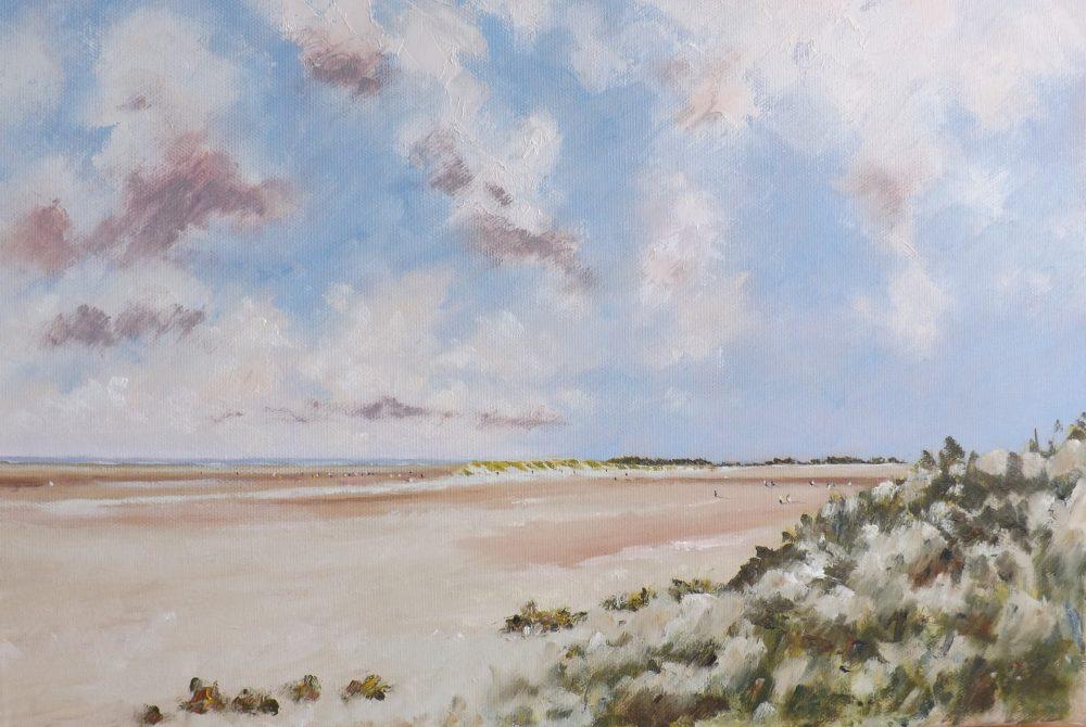 Wells-Next-the-Sea Beach Late Summer