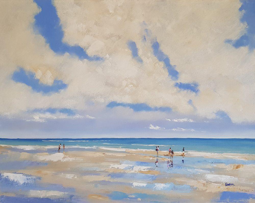Cloud Reflections I
