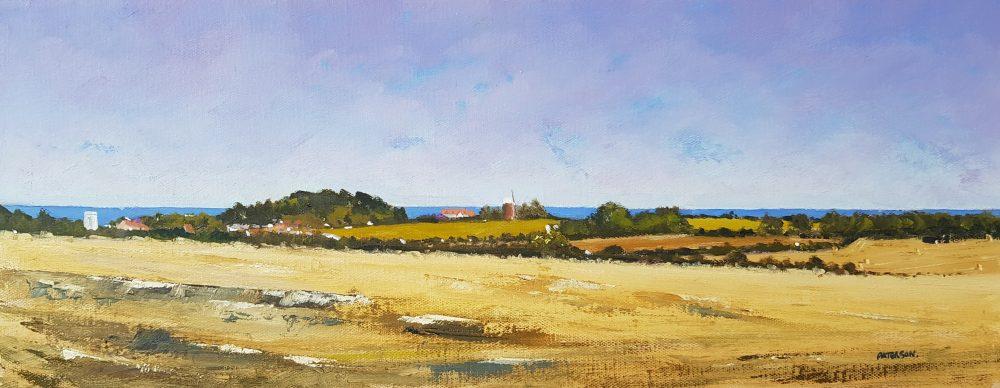 Across the Fields to Weybourne