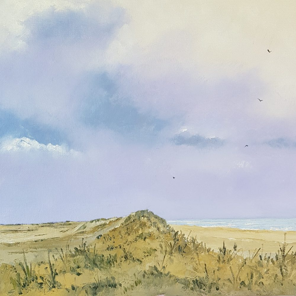 On the Dunes - Wells-Next-the-Sea